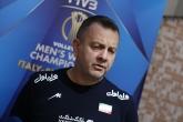 Волейбол - пресконференция с Пламен Константинов - 20.09.2018