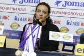 Художествена гимнастика - Младите олимпийски надежди на България - пресконференция- 25.09.2018