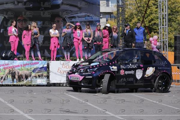 Автомобилно състезание - Овация 2018 - 07.10.2018