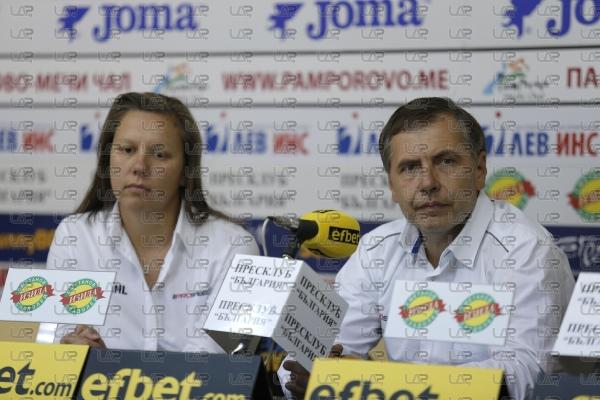 Автомобилизъм - пресконференция преди - 49 - то рали България - 08.10.2018