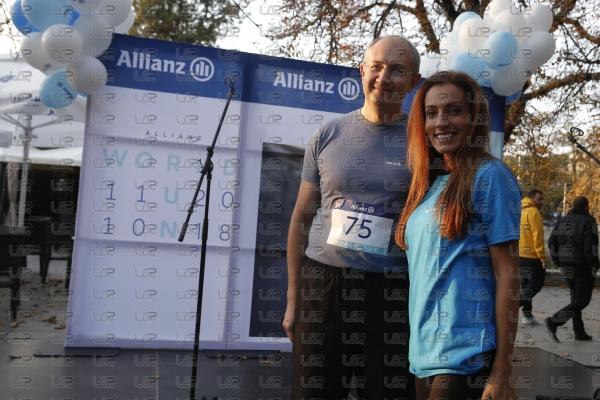 Ивет Лалова даде старт на благотворителното бягане - 11.10.2018