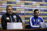 Пресконференция и тренировка на националите на Кипър преди мача с България - 12.10.2018