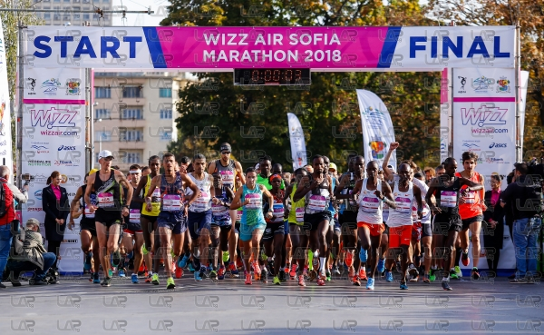 WIzz Air  Маратон София 2018 - 14.10.2018