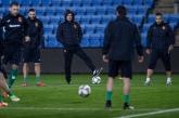 Футбол - Лига на нациите - тренировка преди мача с Норвегия