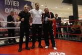Откритата тренировка на Тервел Пулев , Кубрат Пулев и Хюи Фюри - 23.10.2018