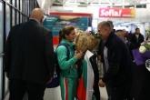 Тайбе Юсеин , Биляна Дудова и Петър Касабов след световното в Будапеща - 26.10.2018