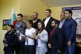 Борба - пресконференция след Световното първенство в Будапеща - 30.10.2018
