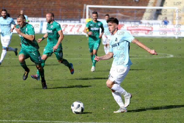 Футбол - ППЛ - 14 ти кръг - ФК Дунав Русе - ФК Витоша Бистрица - 03.11.2018