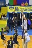Волейбол - купа CEV - ВК Монтана - ВК Кладно - 06.11.2018