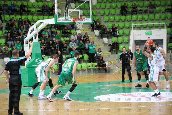 Баскетбол - Купа Фиба - БК Балкан - БК АЕК - 07.11.2018