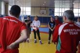 Борба - тренировка на националния отбор по Борба - 08.11.2018