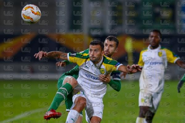 Футбол - Лига Европа - ПФК Лудогорец - АЕК Ларнака