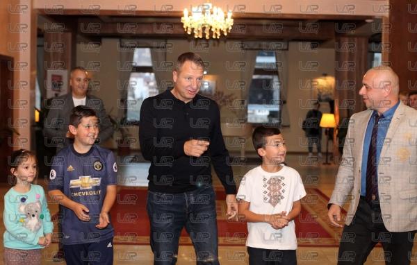 Национален събор на феновете на Манчестър Юнайтед в гр. Велико Търново - 10.11.2018