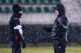 Футбол - Лига на нациите - пресконференция и тренировка - 18.11.18