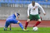 Футбол - национален отбор  U19 - България - Гърция - 20.11.2018