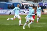 Футбол - ППЛ - 16 ти кръг - ФК Дунав Русе - ФК ЦСКА - София - 24.11.2018
