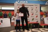 А1 атлетика за младежи - финал - 02.11.2018