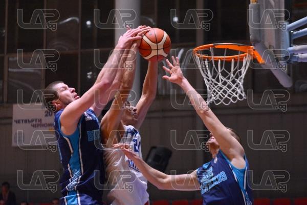 Баскетбол - БК Черно Море - БК Акадмеик Бултекс - 08.12.2018