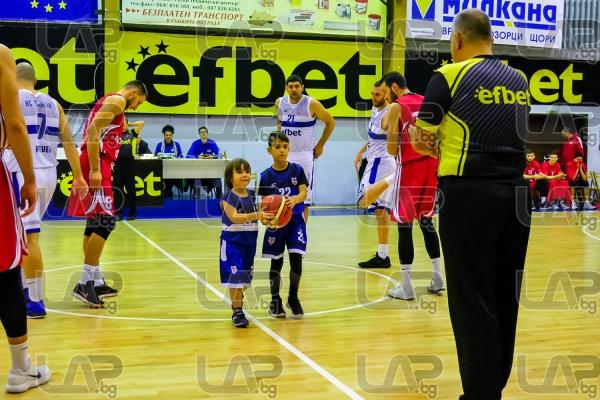 Баскетбол - БК Спартак Плвен- БК Академик София - 08.12.2018