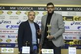 Баскетбол - награждаване - БК Левски Лукойл и Константин Папазов - 13.12.2018