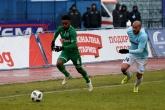 Футбол - ППЛ - 20 ти кръг - ФК Дунав Русе - ПФК Лудогорец - 16.12.2018