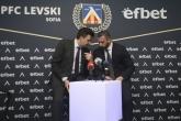 ЕФБЕТ е новия официален спонсор на ПФК Левски - 18.12.2018