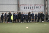 Футбол - ПФК Септември София  с първа тренировка за 2019 година - 07.01.2019