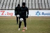 Футбол - ПФК Черно Море с първа тренировка за 2019 година - 07.01.2019