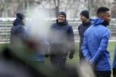 Футбол - първа тренировка на ПФК Левски за 2019 година - 08.01.2019