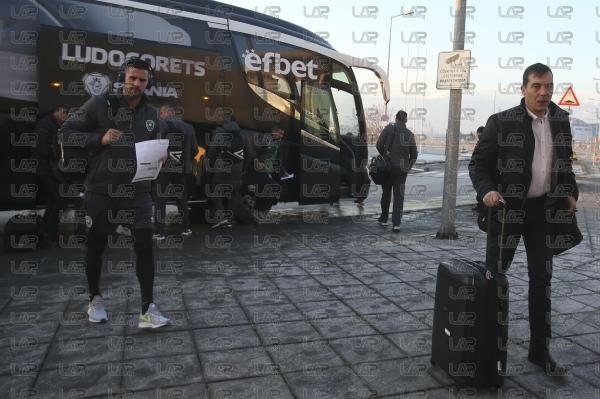 Футбол - ПФК Лудогорец отпътува за подготвителен лагер - 09.01.2018