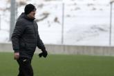 Футбол - първа тренировка на ПФК Славия за 2019 година - 09.01.2019