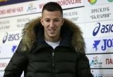 Футбол - награждаване Илиян Мицански - 11.01.2019