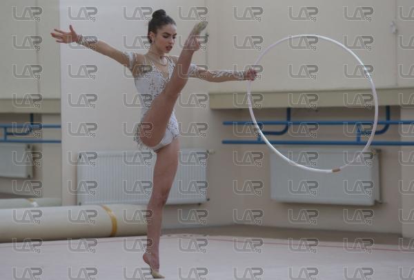 Художествена Гимнастика - контролно на националния отбор - 11.01.2019