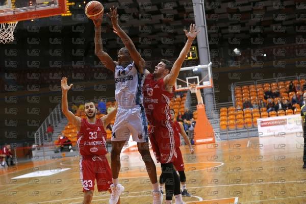 Баскетбол - НБЛ - БК Академик Бултекс 99 -  БК Академик София - 11.01.2019