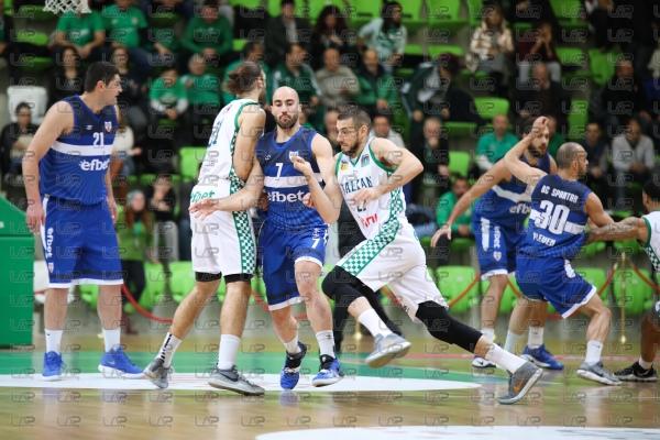 Баскетбол - НБЛ - БК Балкан - БК Спартак Плевен  - 12.09.2018
