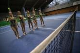 ЕКСКЛУЗИВНО - Диамантените момичета от ансамбъла са готови за Sofia Open 2019
