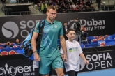 Тенис - ATP 250 - София Оупън 2019 - Матео Беретини vs Мартон Фучович - 09.02.2019