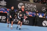 Тенис - ATP 250 - София Оупън 2019 - Хсие  / Рунгкат vs Бопана / Шаран  - 09.02.2019