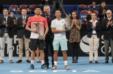 Тенис - ATP 250 - София Оупън 2019 - Награждаване - 10.02.2019