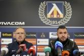 Футбол - пресконференция и представяне на новите играчи в ПФК Левски - 12.02.2019
