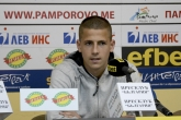 Футбол - награждаване Мартин Минчев играч на кръга - 19.02.2019