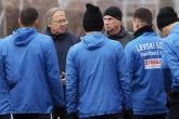 Футбол - пресконференция и тренировка на ПФК Левски преди мача с ЦСКА - 22.02.2019