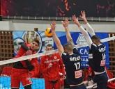 Волейбол - НВЛ - ВК ЦСКА - ВК Марек - 25.02.2019