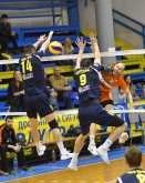 Волейбол - НВЛ - ВК Монтана - ВК Дунав - 08.03.2019