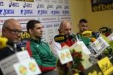 Джудо - награждаване Ивайло Иванов и Янислав Герчев - 12.03.2019