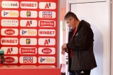 Футбол - пресконференция на Любослав Пенев преди мача с Берое - 15.03.2019