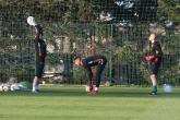 Тренировка на националите по футбол -  18.03.2019