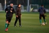 Пресконференция и тренировка на националите преди мача с Черна Гора - 21.03.2019