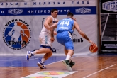 НБЛ -  БК Черно море Тича - БК Левски Лукойл  - 21 кръг - 22.03.2019