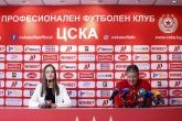 Футбол - пресконференция на Любослав Пенев преди мача с Черно Море - 29.03.2019